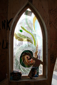 """More """"stained glass"""""""