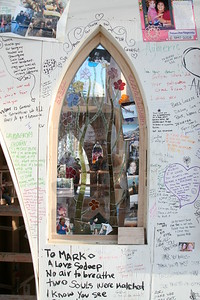 """""""Stained glass"""" window"""