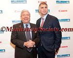 Brooklyn Borough President Marty Markowitz, Willoughby's CEO Joseph Douek attends CANON Boutique at WILLOUGHBY'S Opening on Monday, December 5, 2011 at Willoughby's, 298 Fifth Avenue at the corner of 31st Street, New York City, NY. PHOTO CREDIT: ©Manhattan Society.com 2011 by Christopher London