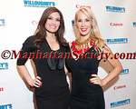 Kimberly Guilfoyle, Tracy Stern attend CANON Boutique at WILLOUGHBY'S Opening on Monday, December 5, 2011 at Willoughby's, 298 Fifth Avenue at the corner of 31st Street, New York City, NY. PHOTO CREDIT: ©Manhattan Society.com 2011 by Christopher London