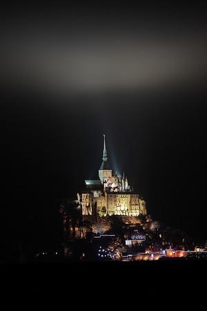 Capodanno Bretagna (Mont St.Michel)
