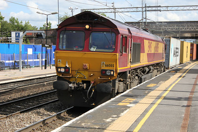 66085 on a UID Northbound modal