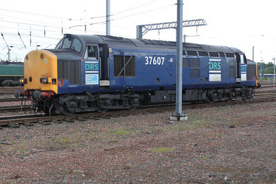 37607  at Mossend