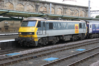 90036  0657-1s26 Euston-Glasgow