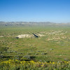 East across Elkhorn plateau