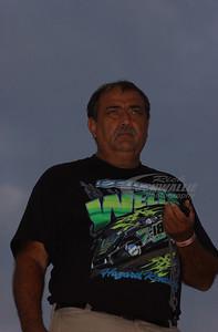 Eric Wells' dad -- David Wells