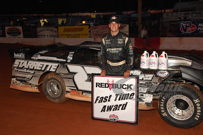 Chris Ferguson won the Red Buck Cigars Fast Time Award