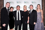 Les Lieberman, Barri Lieberman, Buddy Valastro, Lisa Valastro, Ron Iervolino, Trish Iervolino (Sean Smith)