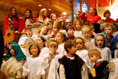 Childrens' Pageant/Advent 4