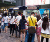 Haiphong Road, ice cream truck
