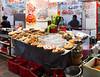 Temple Street Night Market, seafood display