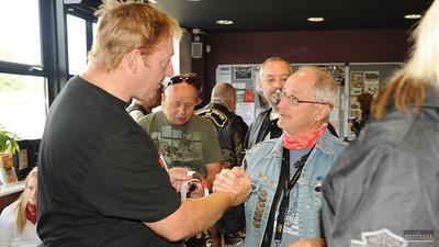 Choppers meet Choppers, 10 Aug 2011