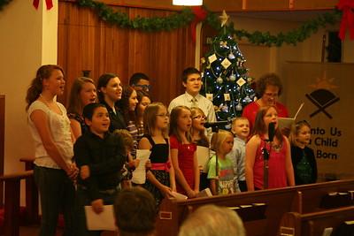 Christmas Program: The Best Christmas Present Ever!