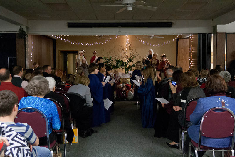 Church School Christmas 2011