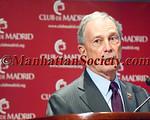 NYC Mayor Michael Bloomberg