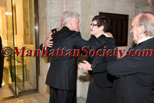 President Bill Clinton, Jennifer Mary Shipley