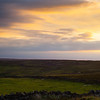 Sunset on Blakey Moor