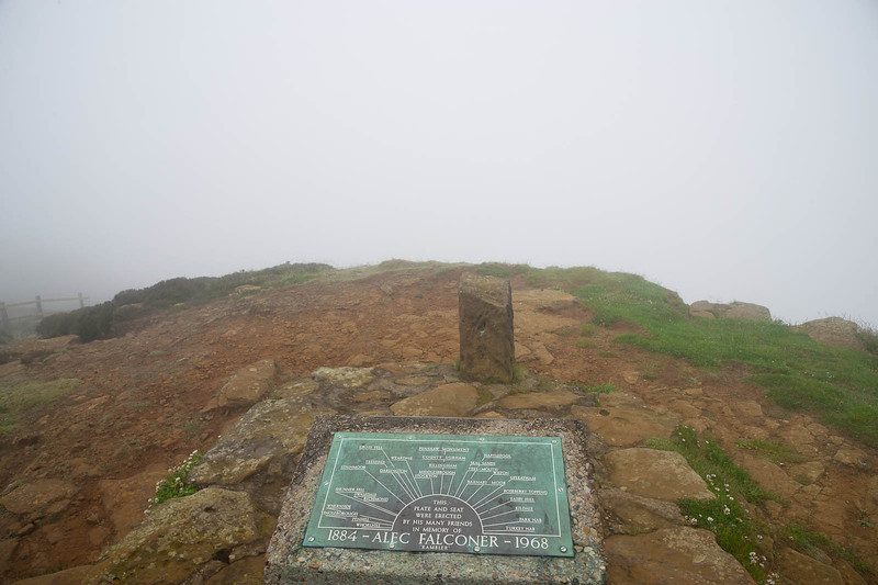 Fog on Cringle Moor