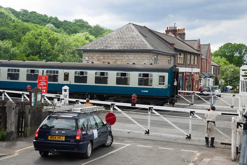 Train to Pickering