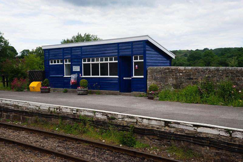 Glaisdale platform