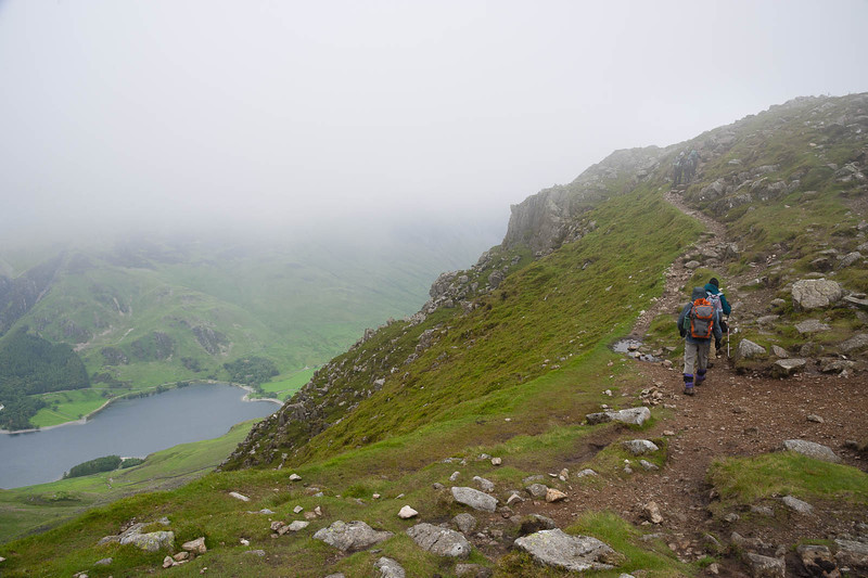 On to High Crag