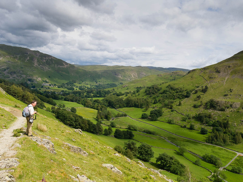 Valley above Patterdale