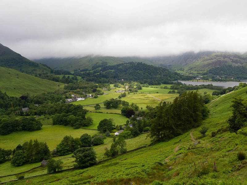 Patterdale and vicinity