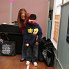 "Debbie Perez assists a young man as he attempts to walk a straingt line while wearing ""alcohol goggles"" during the open house for the Open Space Program at St. George's Church on Grand Street in Newburgh, NY on Thursday, September 22, 2011. The program runs Thursday afternoon from 3:30-5:30 P.M. October thru May. Hudson Valley Press/CHUCK STEWART, JR."