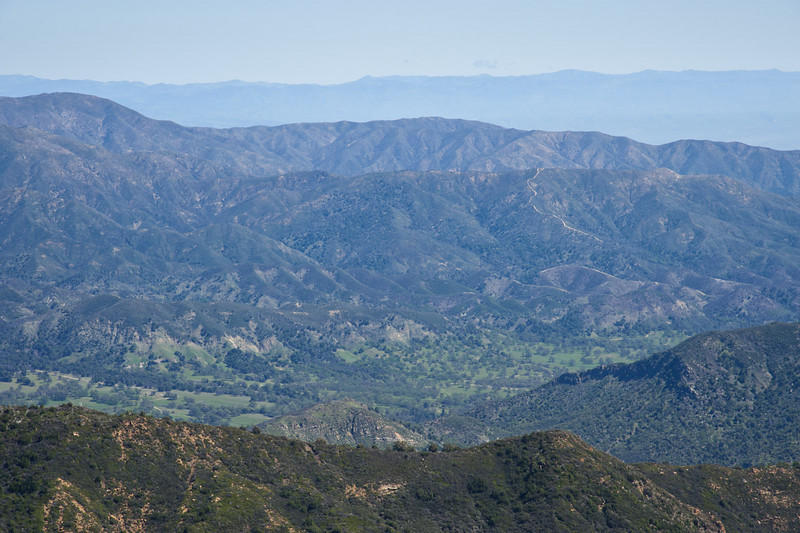 San Antonio River valley and east
