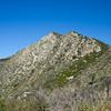 Cone Peak ahead