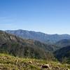 East toward Junipero Serra Peak