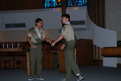 2011 Spring Court of Honor