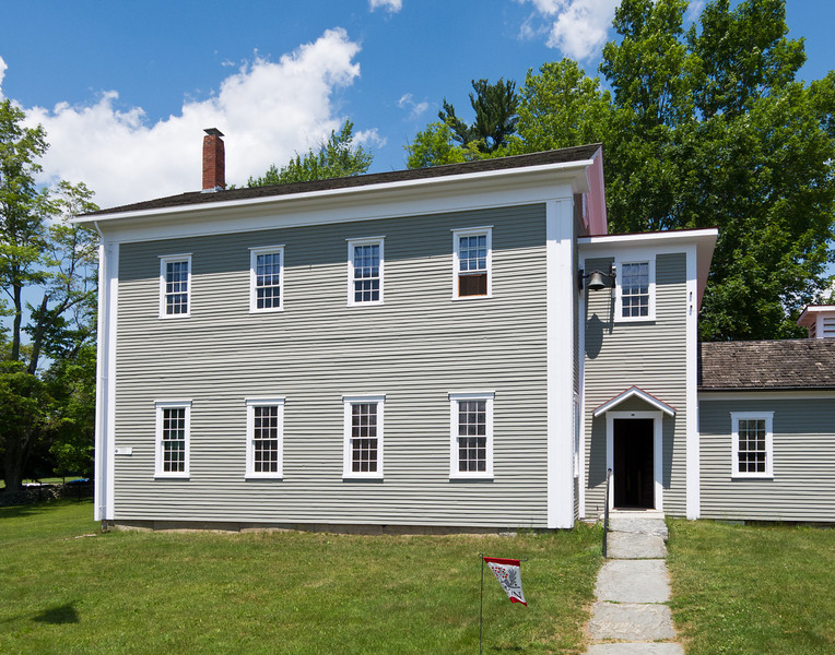 Canterbury Shaker Village, School House