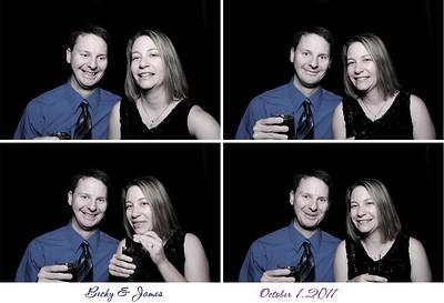 DEN 2011-10-01 Becky & James