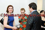 "Oksana Baiul attends DAVID DATUNA Opening Reception ""Viewpoints of Millions"" Curated by James Cavello at Westwood Gallery, 578 Broadway, New York City, NY  PHOTO CREDIT: Copyright ©Manhattan Society.com 2011"