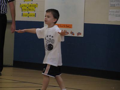 Dec. 4-12 - Quinn's Basketball, Hannukah Gifts, Dancing
