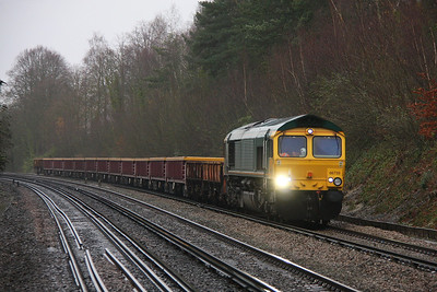 66739 Shawford 11/12/11 6G12 Fareham to Eastleigh