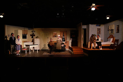 Gardner-Webb Theatre presents My Sweet Charlie; December 2011.