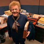 Tribune-Star/Joseph C. Garza<br /> Since 1961: Norma Pearson, who has worked at the Wilkinson Law Firm for 50 years, says her career has been a rewarding one.