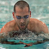 Tribune-Star/Jim Avelis<br /> Leader: Jason Revere is one of the top swimmers for the Master Torpedoes