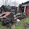 Centerpoint: A home in the 600 block of Main Street in Centerpoint, Indiana was destroyed by fire Tuesday.