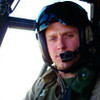 Photo courtesy of Libby Hornacky<br /> A photo of U.S. Marine Joseph L. Hornacky of Terre Haute in Iraq in 2009.