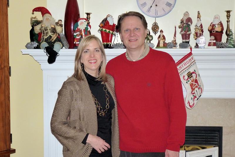 Scott and Elizabeth