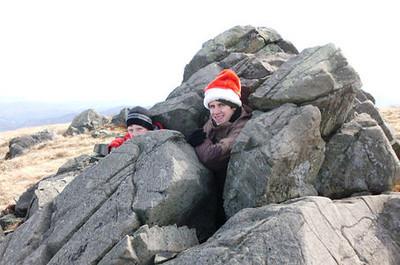 Jacob, on Roan Mountain