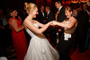 Isabel Hoyt dances with her cousin, Lauren Doty.  The 56th Annual Denver Debutante Ball rehearsal at the Brown Palace Hotel & Spa in Denver, Colorado, on Thursday, Dec. 22, 2011.<br /> Photo Steve Peterson