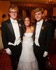 Drew Crawford, Abby Rosenblum, and Thomas Sisk.  The 56th Annual Denver Debutante Ball at the Brown Palace Hotel & Spa in Denver, Colorado, on Thursday, Dec. 22, 2011.<br /> Photo Steve Peterson