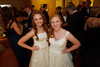 Caroline Tryba and Anne Schneider.  The 56th Annual Denver Debutante Ball at the Brown Palace Hotel & Spa in Denver, Colorado, on Thursday, Dec. 22, 2011.<br /> Photo Steve Peterson