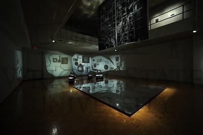 7550 Stein Gallery Installation 12-2-11