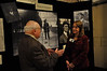 Dawn Dewy, Tom Crouch discuss Wilbur Wright at Aviation Trail's First Flight Anniversary dinner