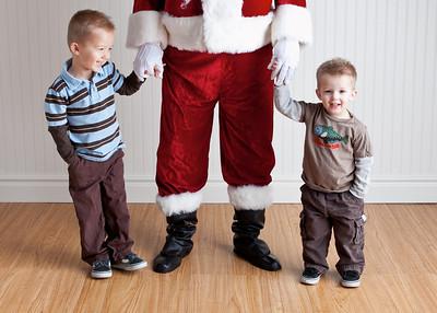 Santa Shots